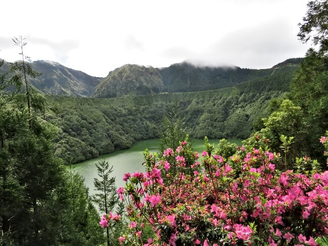 Azores Volcano and Lake Tour Review