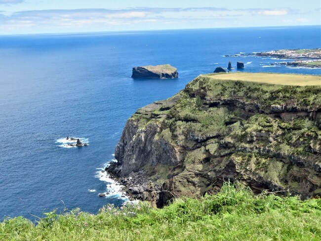 Miradouro da Ponta do Escalvado,Sao Miguel, Azores, Portugal #travel #Azores #SaoMiguel #Portugal #Atlantic