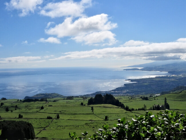 View from Sao Miguel, Azores #travel #Azores #SaoMiguel #review #tour