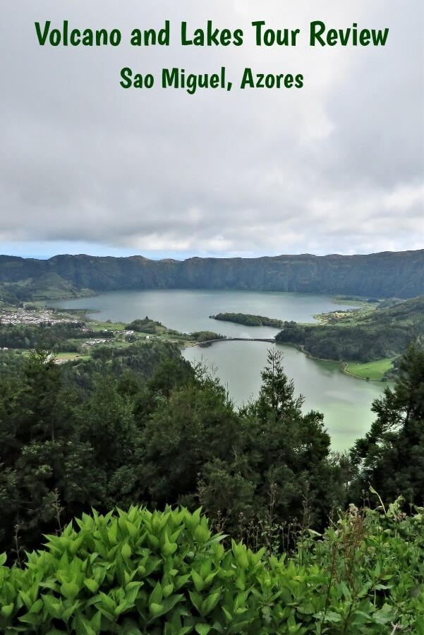 Sete Ciudades Volcano and Lakes, Sao Miguel, Azores, Portugal #travel #Azores #SaoMiguel #SeteCiudades #volcano #review #tourreview