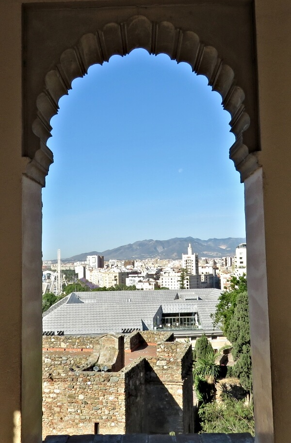 Alcazaba of Malaga #travel #Spain #Andalucia #Andalusia #Malaga #alcazaba #architecture #gardens #Moorish