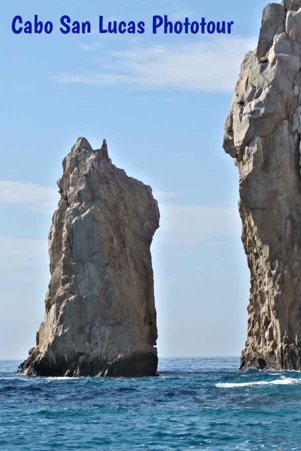 Monoliths at Cabo San Lucas, Mexico  #travel #Mexico #Cabo #CaboSanLucas #ocean #landscape #cruise