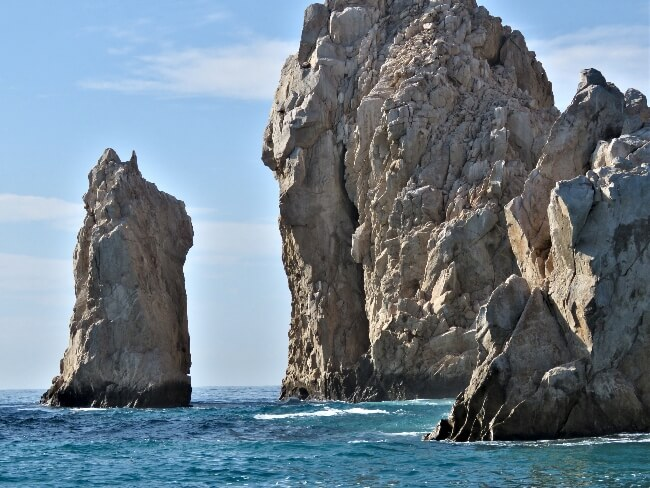 Lands End at Cabo San Lucas, Mexico #travel #Mexico #Cabo #CaboSanLucus