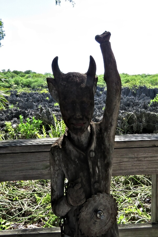 Welcome to Hell!  Grand Cayman Island.  #travel #cruise #Caribbean #Hell #GrandCayman