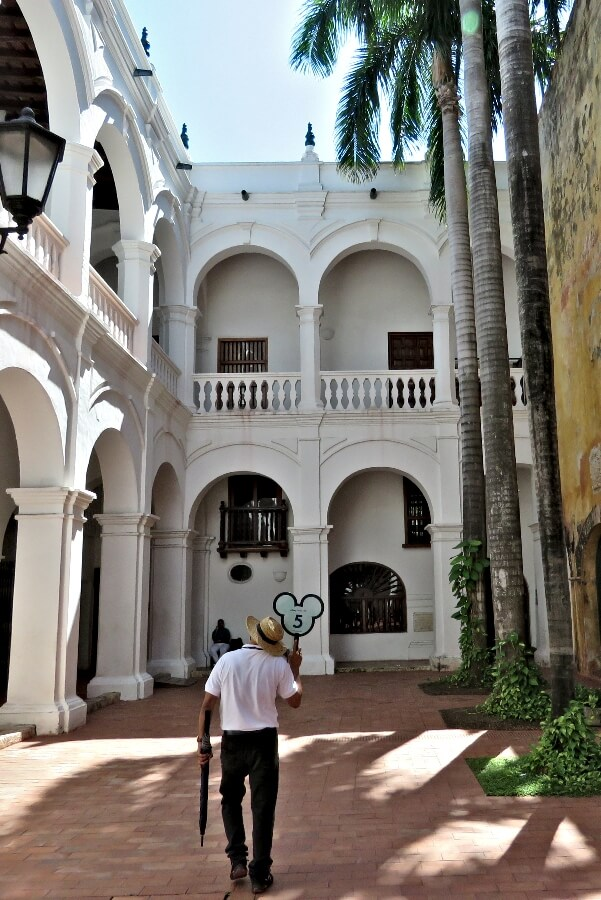 Taking the Best of Cartagena  Tour in Cartagena, Colombia  #travel #Colombia #Cartagena #Caribbean  #cruise #DisneyCruiseLine #tours #photos